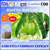 Factory supply slimming garcinia cambogia fruit 50% (CAS 6205-14-7)