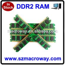 1gb 2gb ddr2 800 ram pc6400 macroway