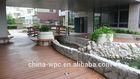 WPC waterproof balconi engineered bamboo floors