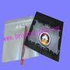 zipper top waterproof resealable mylar plastic ziplock bag