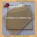 Lareira painel de vidro, cerâmica calor- resistente vidro, cerâmica de vidro