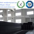 aislamiento térmico hoja de caucho para el acondicionador de aire