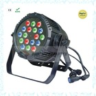 professional led par 64 stage light/quad color 10watt outdoor waterproof par can