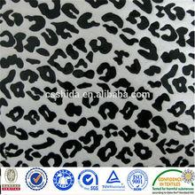 100%polyester warp knitting printed fleece toys fabric