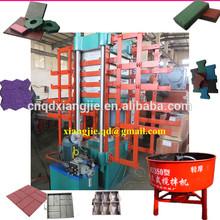 rubber tile machine/rubber flooring press/rubber mat vulcanizer