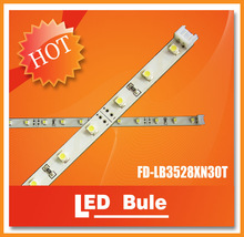 Long life time 30leds single color SMD3528 LED Light BAR with 3 years warranty