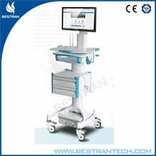 BT-LY01 medical hospital computer laptop trolley