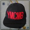 Design your own flat peak nigga ymcmb snapback cap