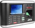 Tcp zks-t1/de comunicación ip equiposdeoficina 3000 con plantillas de huellas dactilares