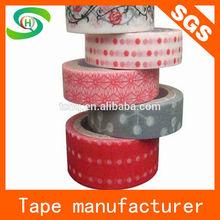 hot design furniture decoration pattern paper tape