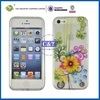 New Design of Mobile Phone for iphone 5 3d silicone case