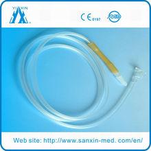 iv fluid extension tube
