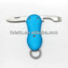 Cute mini multi gift knife with opener