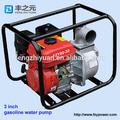 3 pouces. moteur à essence pompe à eau à gaz