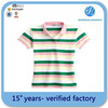 OEM quick dry polo shirt green color hot selling