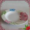 melamine dinner plate with printing