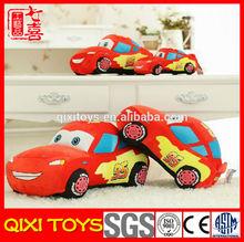 plush electrical animal toy car