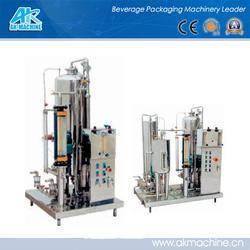 Automatic beverage mixer
