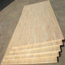Pinus sylvestris finger joint wood board