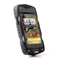 IP68 Z6 4.0Inch IPS Dual Core MTK6572W Android4.2.2 Dual SIM GSM WCDMA Waterproof Mobile Phone Low Price