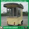 fast food mobile kitchen trailer