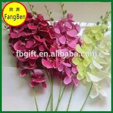 cheap wholesale artificial orchid flowers (FB014935)
