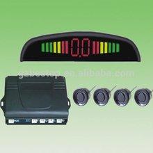 2014bestop high quality led parking sensor system car reverse backup radar