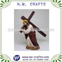 New design resin saint statue