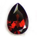china fornecedor de alta qualidade natural garnet red gemstone preços por atacado