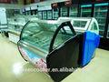 Usato ghiacciolo display/gelato immersione freezer mobile