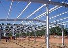 Modern Prefabricated Structure Light Steel Frame Kit Modular Homes