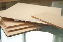 solid color 18mm mdf melamine board for kitchen