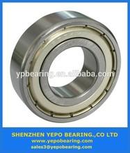 China Yepo factory supply 6004 Deep groove ball bearings / single row the series bearing / Motor bearings / 6004ZZ / 6004 2RS