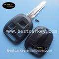 Topbest isuzu rodeo/axioma 3 botones del control remoto clave de shell