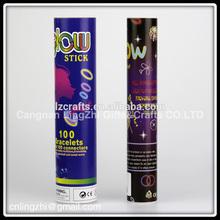 8'' glow stick bracelets/8 inch Promotion Glow Stick/led foam glow stick,foam glow stick