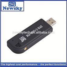 Newsky digital external tv box support FM/SDR/DAB function