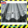 Anti-rust Security Metal Hot Dip Galvanized Guard Rail Road