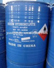 light yellow Crystal Powder Sodium Hydrosulfite