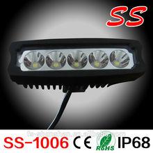 15w Epsitar led working light , LED Work Bar Light Off Road Car Truck ATV UTV Fog Driving Lamp SS-1006