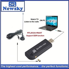 Newsky OEM digital tv converter set top box support FM/SDR/DAB function