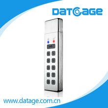 Datage USB port security system AES256bit hardware encryption