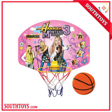hot fashion kids mini plastic basketball hoop