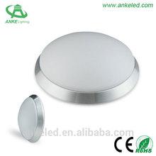 alibaba meilleure qualité pmma couvercle 27w surface ronde montée led plafonnier diffuseur en acrylique
