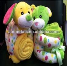 plush toys blankets
