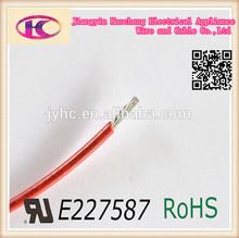 UL 1709 electric wire teflon copper