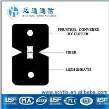FTTH 2corefiber optic cable label