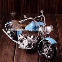 raccolta di harley motore artigianali in metallo moto modello per la decorazione domestica