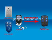 ERREKA Universal Rolling Code Remote control for gate JJ-RC-SM05-EA