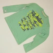 R&H high quality 100% organic boys cheap t shirts