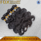 Guangzhou supplier Reliable brand 7A remy indonesian hair